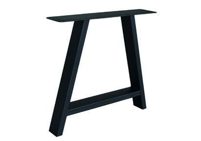 Tischgestell Metall A-Fineline (2 Stück)