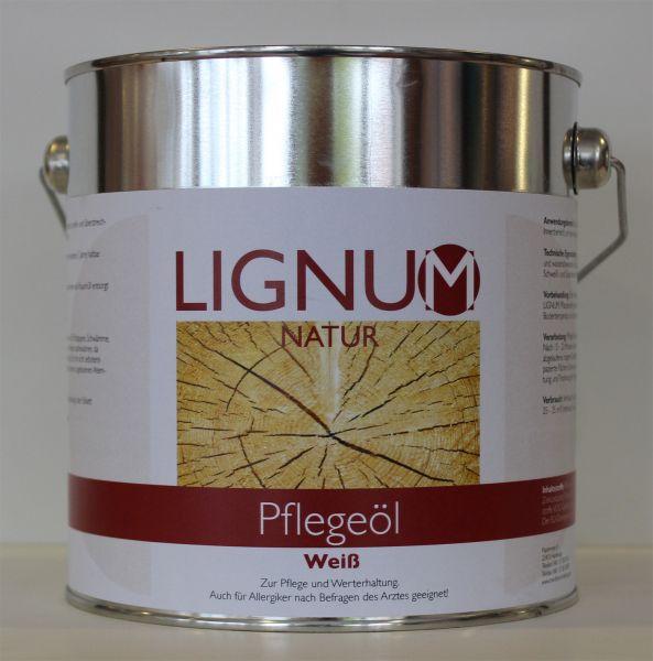 LIGNUM Pflegeöl weiß 2,5l