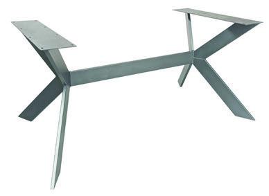 Tischuntergestell Rex HighLine Edelstahl (V2A)