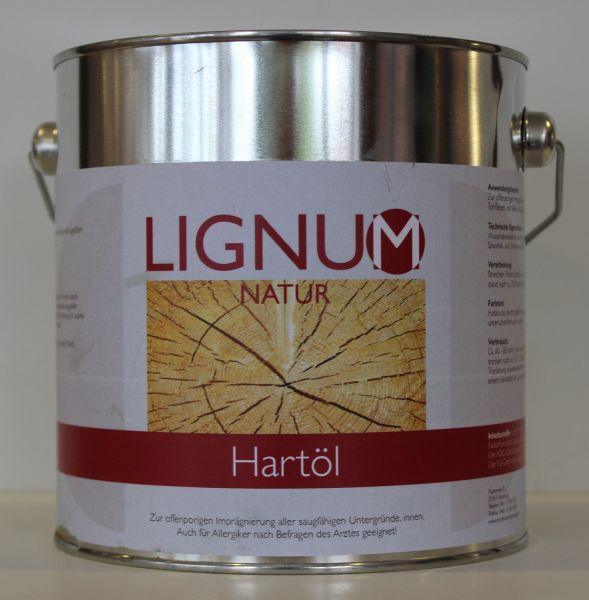 LIGNUM Hartöl 2,5l