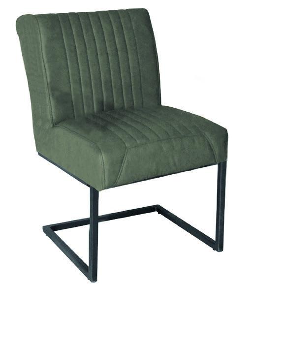 Stuhl Robert XL Grey
