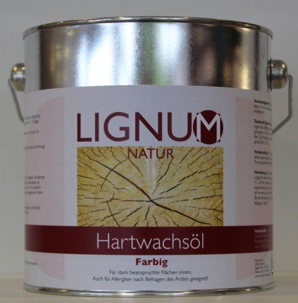 LIGNUM Hartwachsöl weiß 2,5l