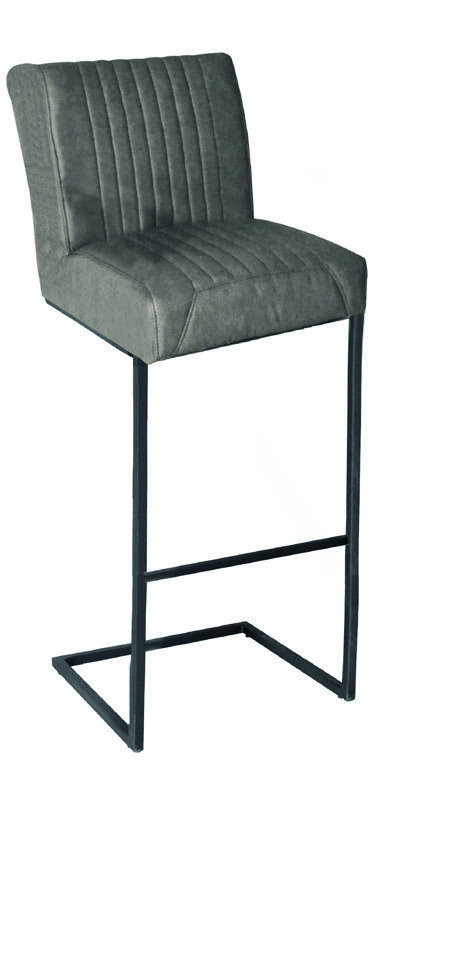 Barchair Robert XL Grey
