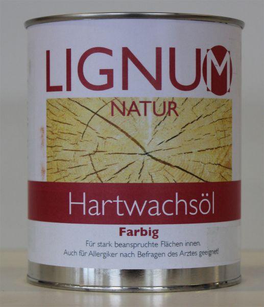 LIGNUM Hartwachsöl weiß 0,75l