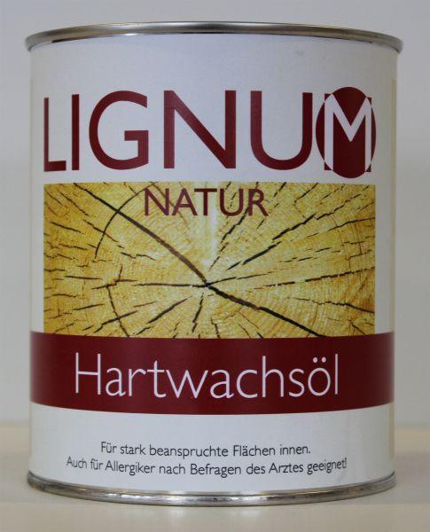 LIGNUM Hartwachsöl (farblos) 0,75l